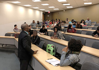 Warren County Environmental Justice Presentation, WSSU, November 2018