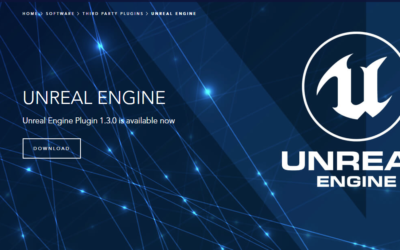 Updating the Vicon Plugin for UE4 4.21-4.22