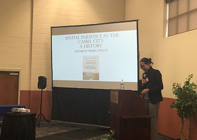 Exploring Spatial Justice: Winston-Salem's Past, Present & Future, WSSU, April 2019