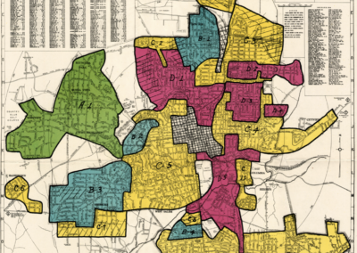 HOLC - Redlining Map