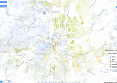 Population Patterns - Residential Segregation